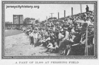 Pershing Field Pool